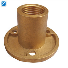 Hot Sale Brass Forging CNC machining parts