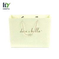 2018 Eco-friendly personalized cheap decorative paper bag with logo