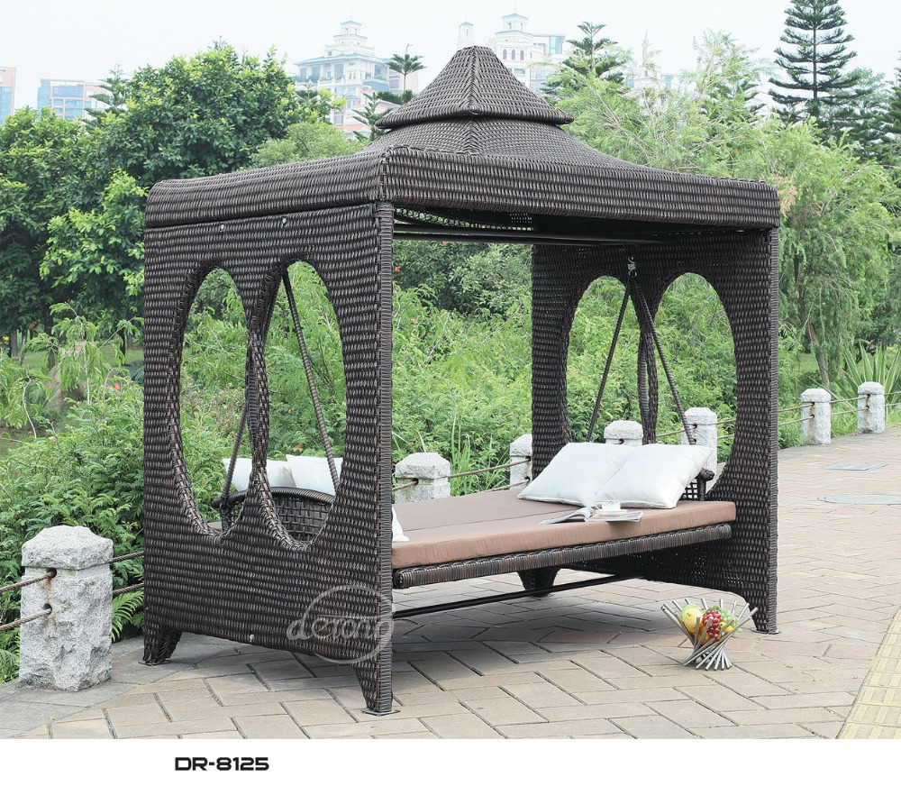 Outdoor hanging bed - Outdoor Hanging Bed 12
