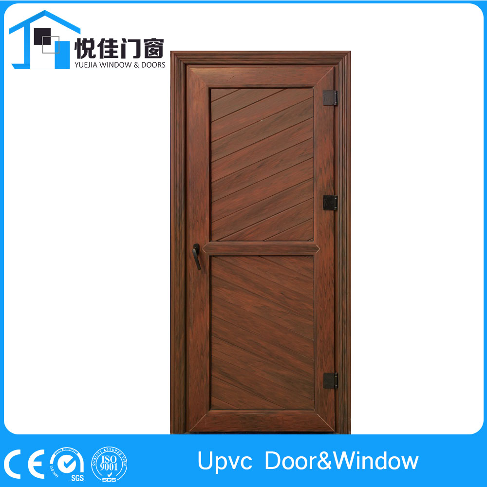 Cheap glass upvc door and window for hotel and room buy for Cheap upvc doors
