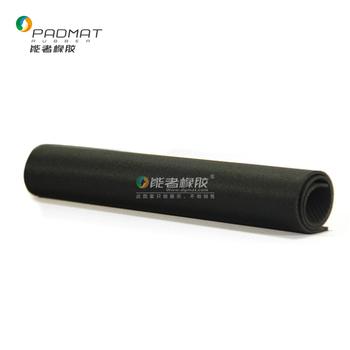 Foam Padding Roll >> Black Natural Foam Rubber Roll 3mm Blank Mouse Pad Mat Buy Natural Rubber Roll 3mm Foam Padding Roll Black Rubber Mat Rolls Product On Alibaba Com