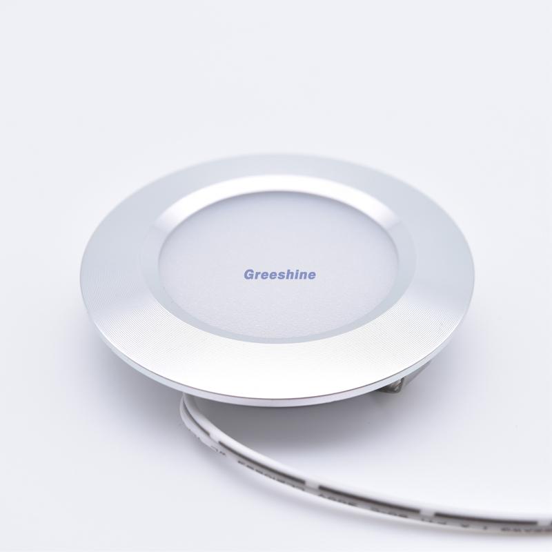 Mini Spot Lights LED Ceiling Light 3W 12V Dimmable 60MM Hole 120 Degree Spotlight LED