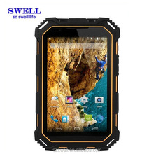 Swell TOP 7 Pollice Touch Screen Capacitivo Android 4.4 Super Intelligente MTK 8382 Quad Core ALPI S933 IP68 Impermeabile Robusto <span class=keywords><strong>Tablet</strong></span> PC
