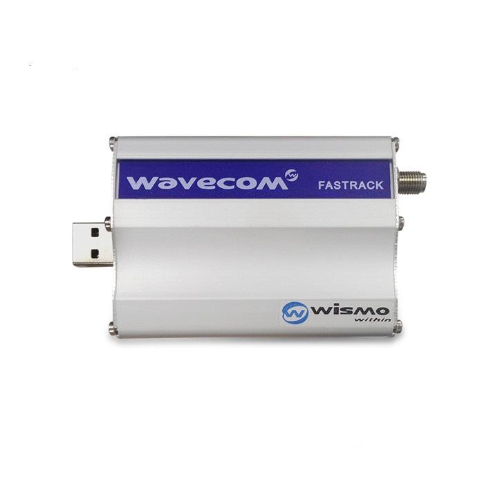 OSTENT Quad-Band GSM GPRS Modem with Wavecom Q24PLUS Module USB Interface TCP//IP SMS MMS