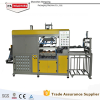 Full Automatic Vacuum Forming Thermoforming Machinery for Adornment Plastic Packing
