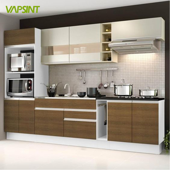China New Model Mdf Home Bar Wall Kitchen Cabinet Modern Buy