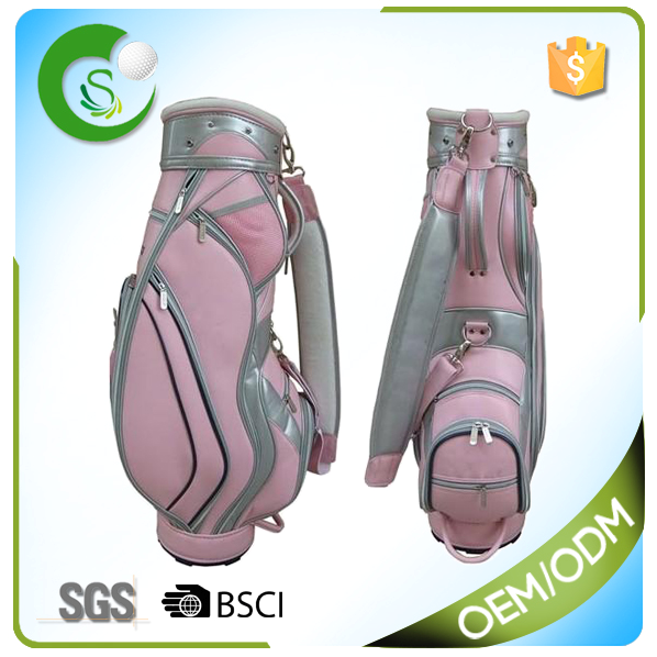 Pink Lady Golf Bags