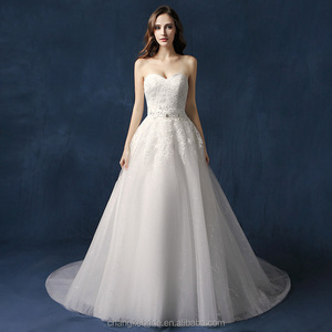 1144e64c7aaf China White Weeding Dress