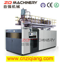 bottle blow molding machine plastic hotmelt coating machinery