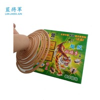 Summer Anti Pest Control Chemical formula spiral msds natural green mosquito coil