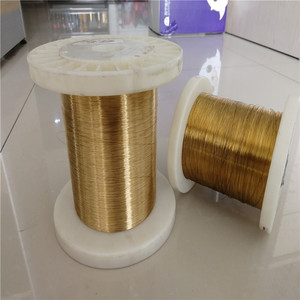 high tension strength brass coated steel wire for brush