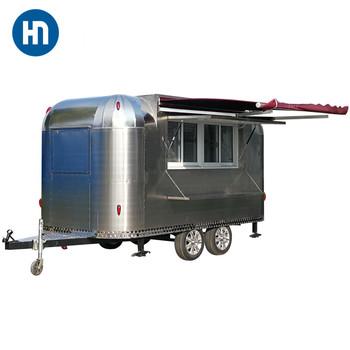 Kpt-400s Fryer Food Cart/portable Fast Food Kiosk/mobile Kitchen Trailer  For Sale - Buy Food Catering Trailers For Sale,Steel Mobile Food Kiosk For