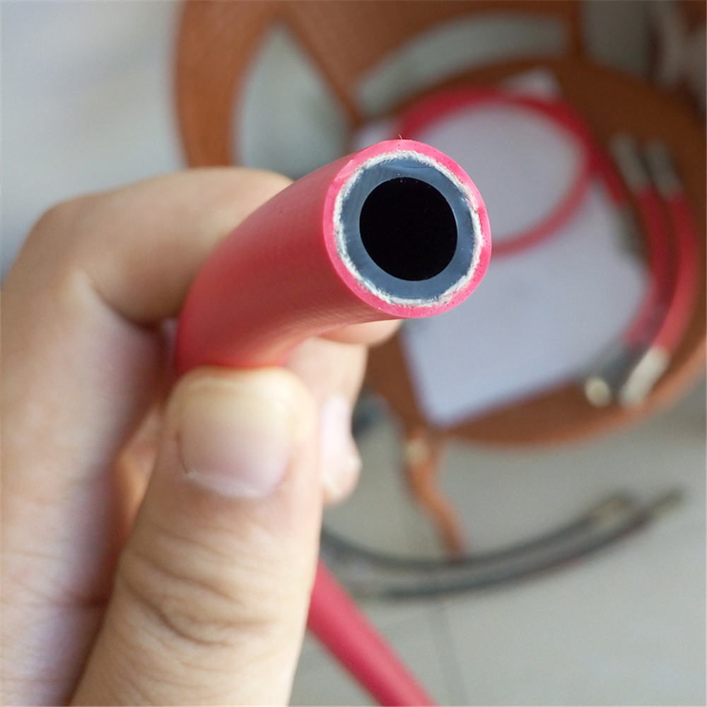 Industrial LPG Gas Flexible Pipe Rubber PVC Gas Hose for Cheap Price