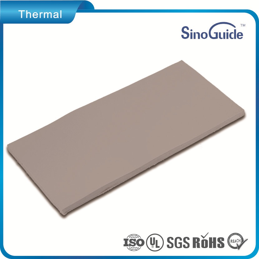 1.5W/m.k Cooling thermal conductive heat sink silicone soft gap pad