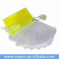 PVC Card Holder like a small wallet XYL-D-CC035