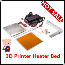 3D Printer Accessories Custom Made 24V 800 x 800MM Silicone Rubber Heated Hot Bed/Pad/Mat/Plater