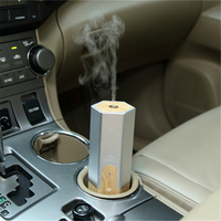 scented lamp electrically bamboo car air freshener