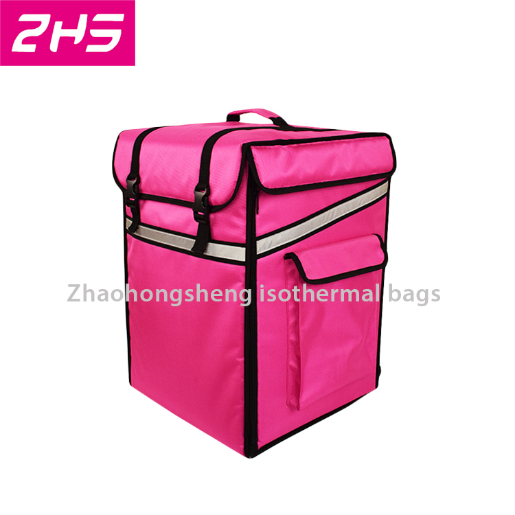 2017 newest style fishionable portable waterproof food <strong>delivery</strong> bag or backpack in large size