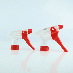 24/410, 28/400, 28/410, 28/415 colorful PP gun trigger sprayer mist sprayer hand plastic bottle nozzle cap for cleaning