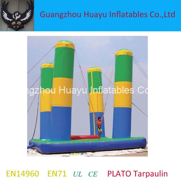 inflatable columns climbing wall inflatables for sports games