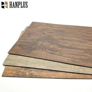 Hanplus Dry Back Fiberglass Backed Pvc Vinyl Sheet Plank Flooring