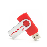 2017 OEM Custom LogoTwister Usb Swivel Memoria USB Stick 2GB 4GB 8GB 16GB 32GB Swivel Usb Flash Drive