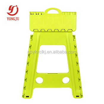 Excellent 18Inches Heavy Duty Plastic Collapsible Tall Step Stool Buy Collapsible Stool Tall Plastic Stool Step Stool Product On Alibaba Com Pdpeps Interior Chair Design Pdpepsorg