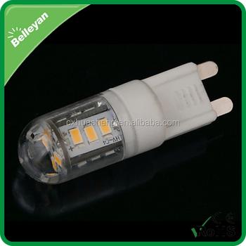 g9 led bulb with epistar 3020 250 lm led g9 bulb. Black Bedroom Furniture Sets. Home Design Ideas