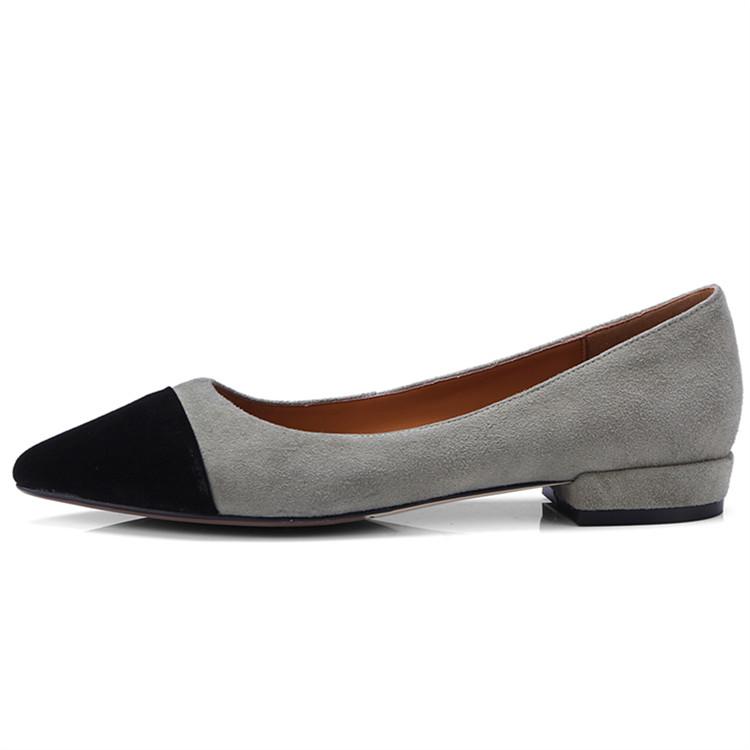 on wholesale ladies shoes flat china Asumer women 2018 slip E0q1w1