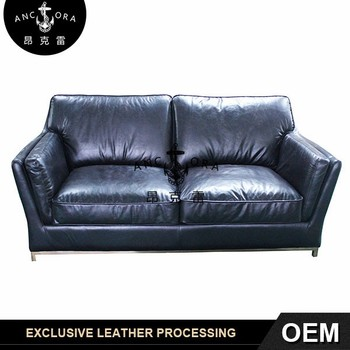 Excellent Vintage Danish Moden Blue Leather Cozy Loveseat Sofa A173 Buy Blue Leather Sofa Danish Modern Leather Sofa Cozy Loveseat Sofa Product On Alibaba Com Andrewgaddart Wooden Chair Designs For Living Room Andrewgaddartcom