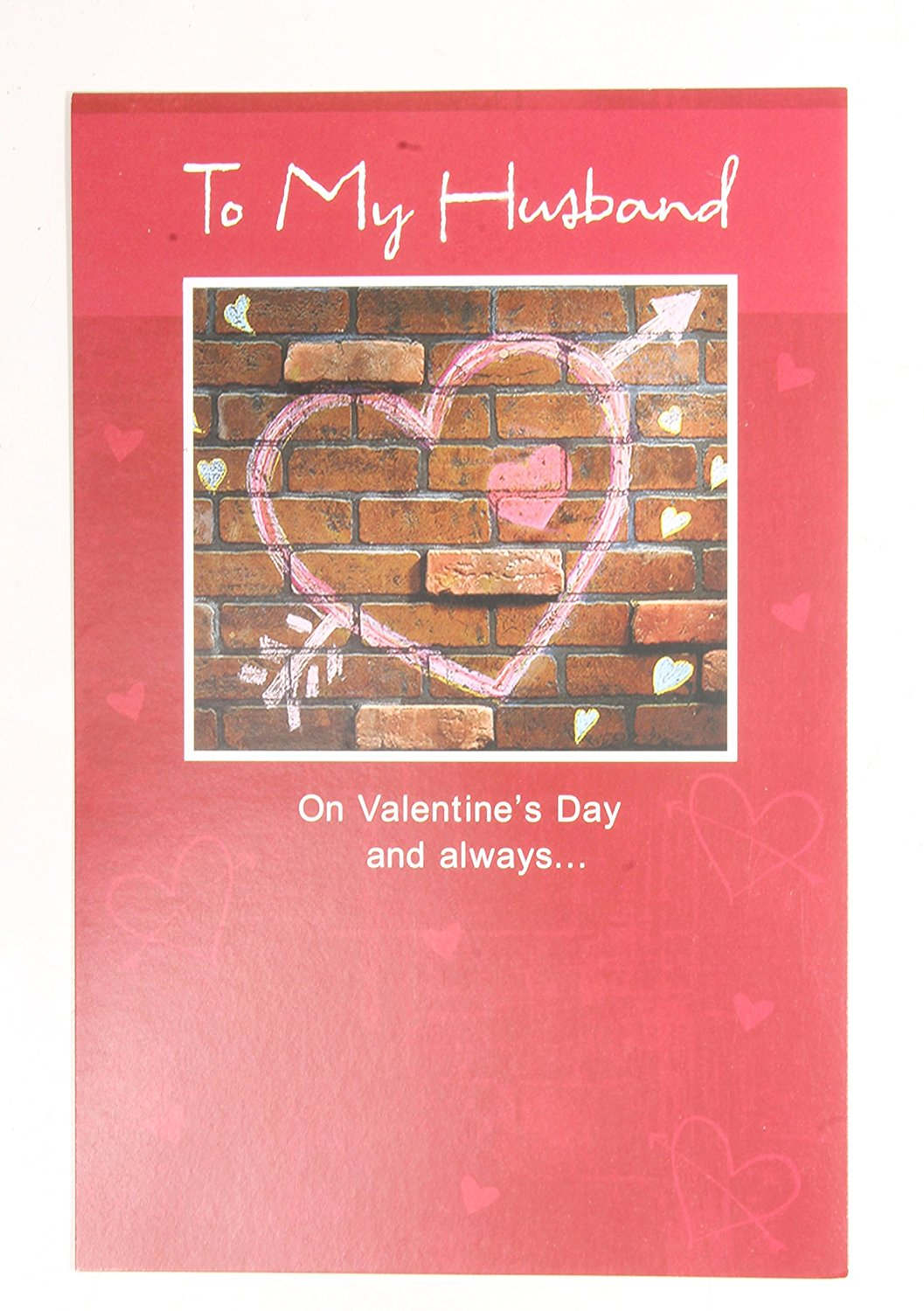 Buy Valentine Card To Husband To My Husband I Love You American