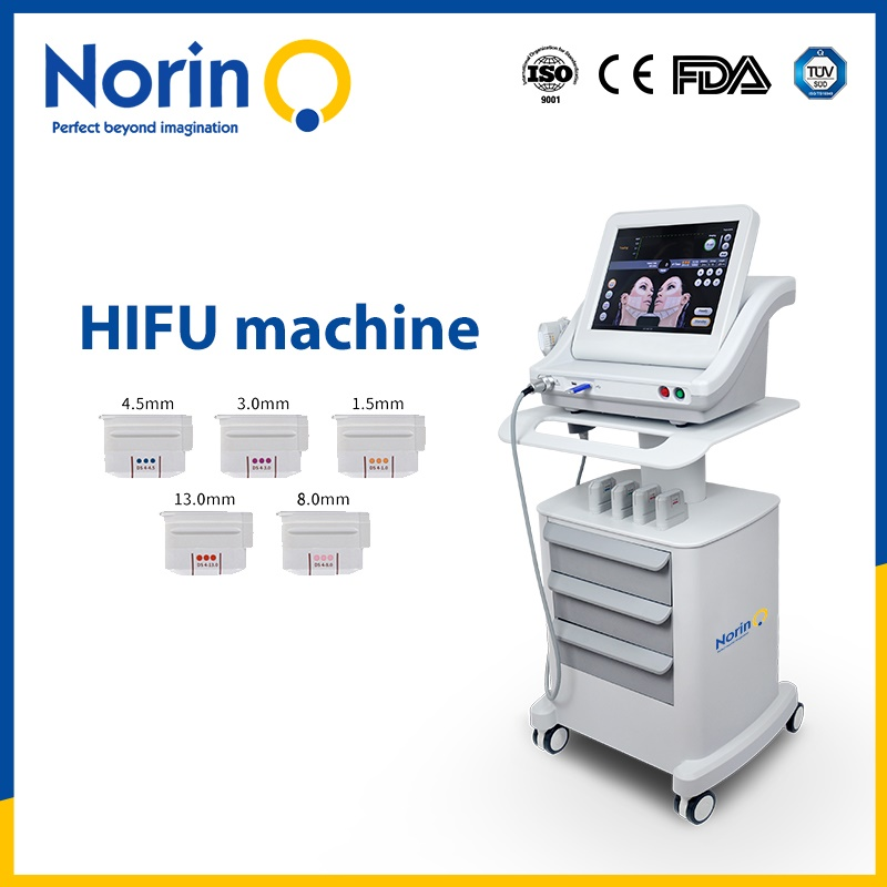 2017 High-Intensity Focused Ultrasound/ Home mini HIFU/ mini hifu machine