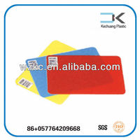Flexible !! Manufacturer Colorful stationery Plastic PP Printing Sheet