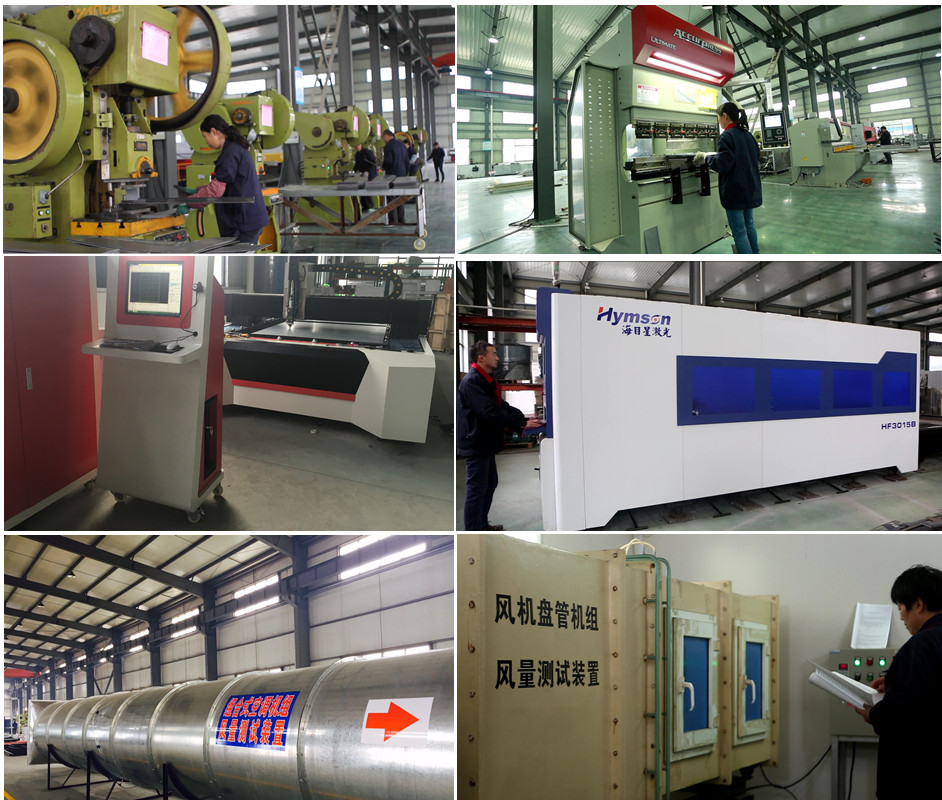 china yangzijiang  commercial air conditioner chilled water wall mounted fan coil unit/fcu