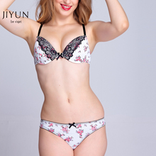 <span class=keywords><strong>Mexico</strong></span> Bloemen Sexy Hot Dames Kant Bh Panty Set