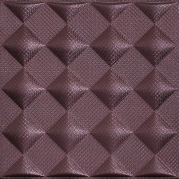 KITES Pattern 3D Leather Interior Wall Decorative Paneling