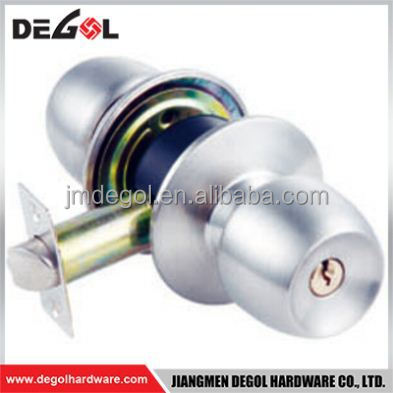 Latest Modern design high security master key residential interior door cylindrical knob set