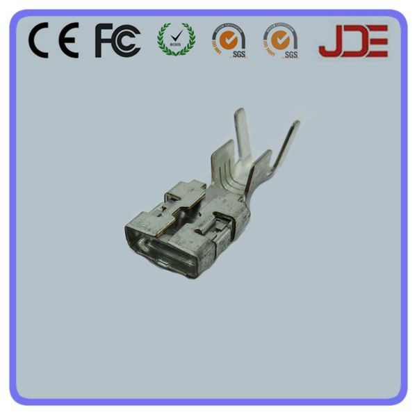 China Supplier Tinned Phoshor Bronze Automotive Electric Terminal Ends