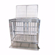 Heavy Duty Strong Stainless Steel Pet Kennel Crate Playpen Dog Cage with Wheels