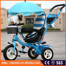 anti wear reticular surface multi position reclining baby stroller toy motorcycle
