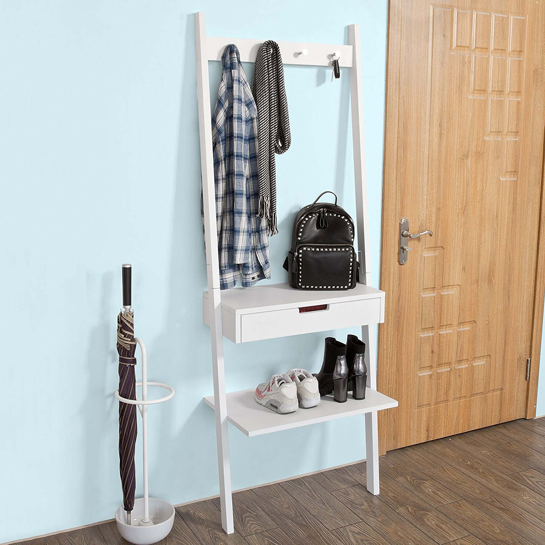 Buy Haotian Ladder Shelf Coat Rack Storage Display Shelving