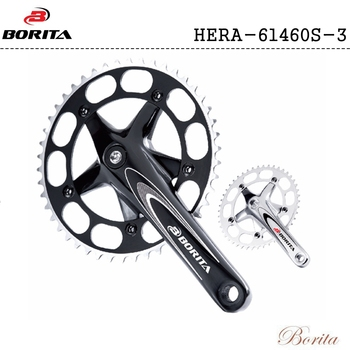 Bicycle Parts 46t Single Speed Chainring Mountain Bike Crankset