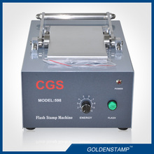 CGS 598 Flash Stamp Machine