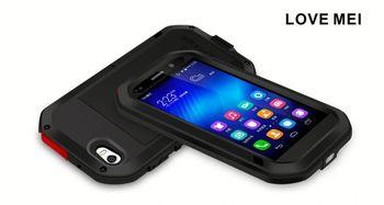 san francisco abf2d 3549b Love Mei Powerful Metal Aluminum Waterproof Case For Huawei Honor  6,Waterproof Cell Phone Case For Huawei Honor 6 - Buy Waterproof Cell Phone  Case For ...