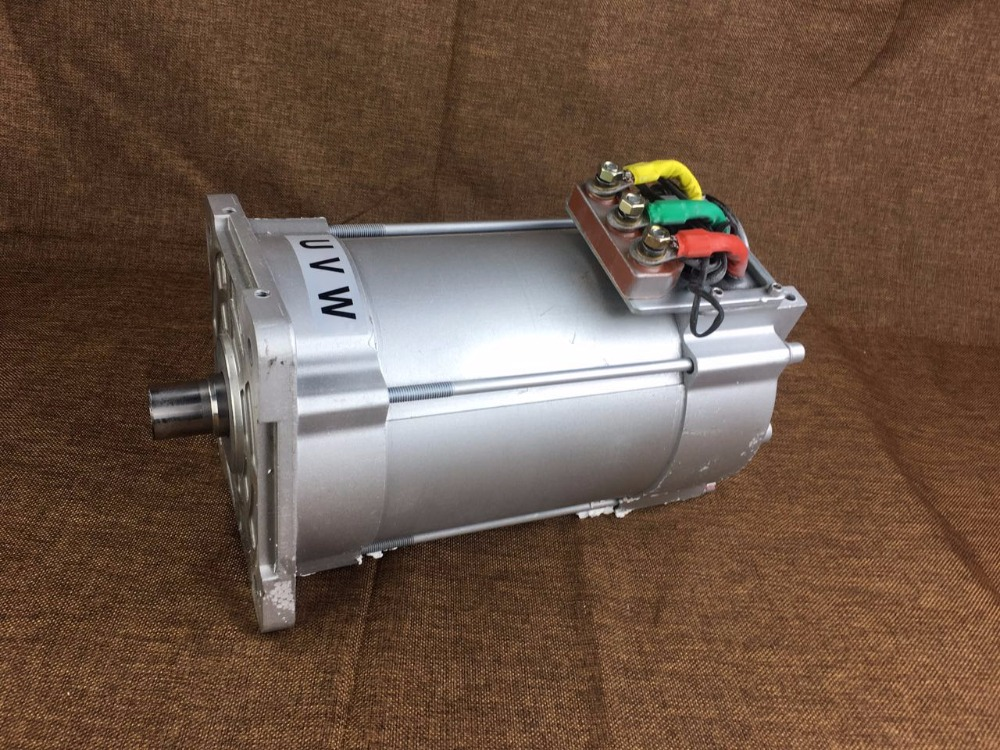 brushless DC motor 15 kW electric motor for car ac motor for EV