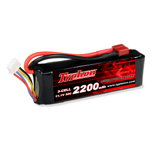 3 Cell Lithium ion Battery 2200mah 30C 11 1V Lipo Battery RC Plane Drone