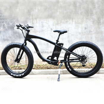 26 Aluminum Alloy Frame Fat Bike E Bicycle Fat Tire 4.0x26 - Buy 26 ...