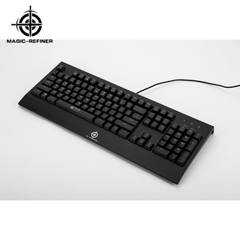 ffda7a8ca69 Cheap Wired Programmable Led High-end Gaming Keyboard with All keys no  conflict