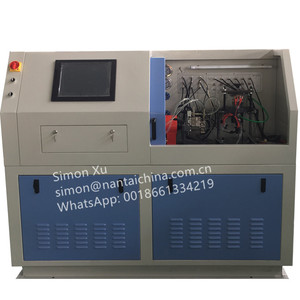 automatic detection common rail test bench can customize