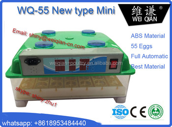 55 egg incubator prices india WQ-55 china incubator mini, View incubator  prices india, WEIQIAN Product Details from Dezhou Weiqian Import & Export